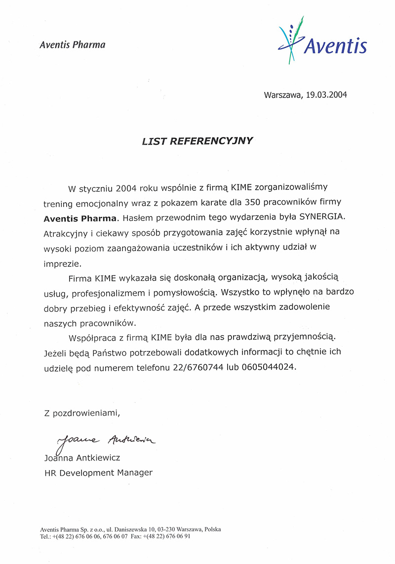 Aventis-2004