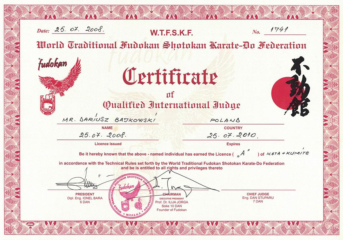 certyfikat-fudokan-judge
