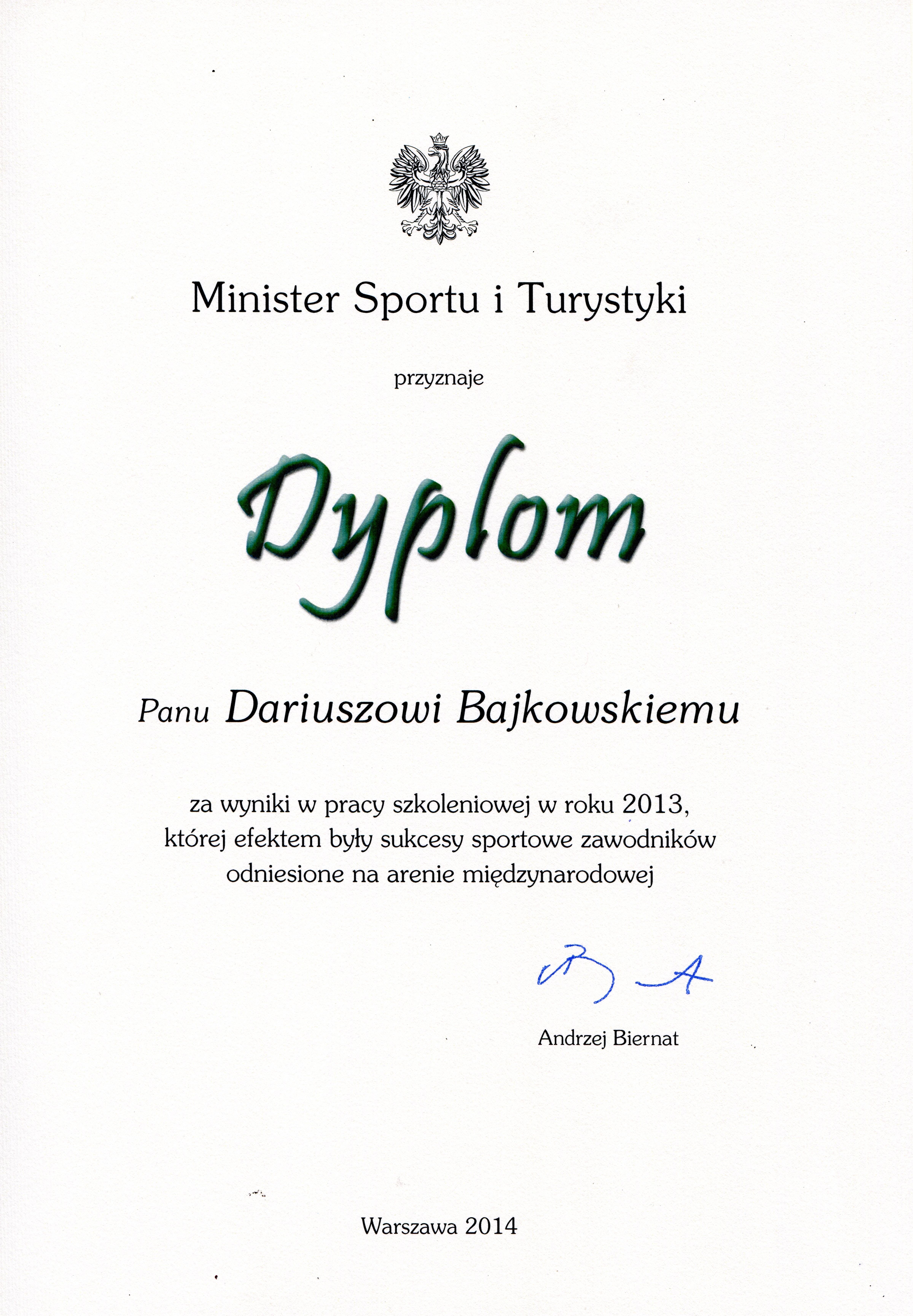 Dariusz-Bajkowski-MSiT dyplom-2014