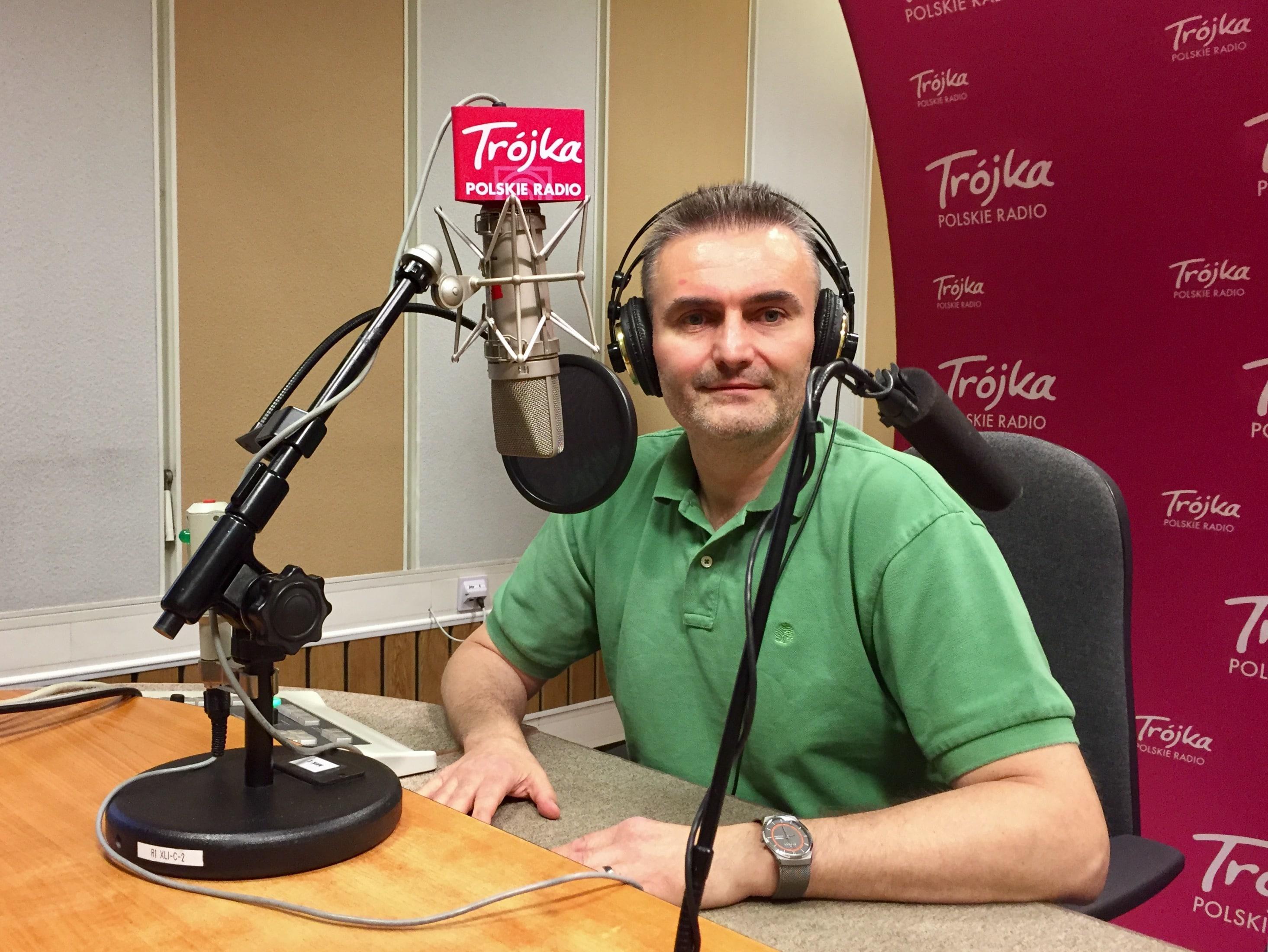 Dariusz-Bajkowski-PR3-wywiad